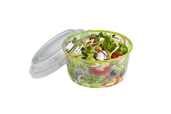 Salades et snacking salade fresh design eds emballage for Cuisines design industries saint philbert de bouaine