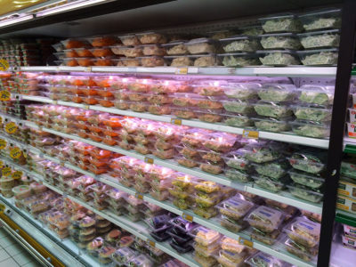 Emballage alimentaire traiteur d'EDS Emballage